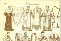 Altar Linens and Vestments