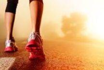 Inspirações Desporto / Seja Inspirado por estilo de vida saudável, faça desporto!