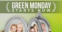 Green Monday Sales 2016 / Online shopping for unique photo engraved jewelry. Great sales!!!!