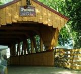 Covered Bridges in Sparta, WI