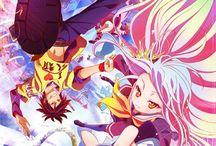 No Game No Life - Anime