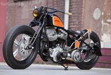 Motorcycles I love / Sexy bikes, crazy customs. / by Freddy Brignone