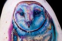 Tattoos / by Sabrina Seay