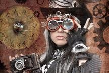 Steampunk stuff / by Lorie K