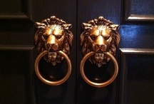 Knobs, Knockers, and Doors / by Lorie K