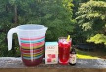 Pour it up! / Great drink ideas for all occasions! / by Aurea McGarry