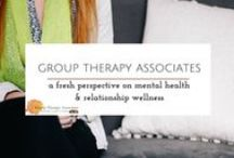 When you're ready to talk... we're here to listen / Get to know the therapists at Group Therapy Associates and our services / by Group Therapy Associates