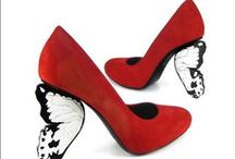 Shoe Envy / Everything - - shoes!! / by Aurea McGarry