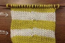 knitting : S K I L L S