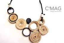 C'mag / Paper jewelry
