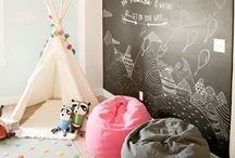 P L A Y R O O M . I D E A S / Kids playroom design ideas, playrooms, playroom inspiration, playroom design, kids playrooms, children's playrooms, playrooms for kids, toddler play area