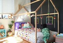 H O U S E . B E D S / House beds, cabin beds, house frame bed, floor house bed, diy house bed, house bed plans, wood house beds, bunk bed house beds