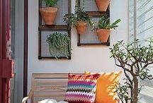 decoração | varanda