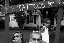Tattoos….. / by Erica Harrison