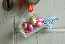 for Easter / : homemade : handmade : decorating ideas : Easter displays : gifts and cards :  / by Heather Young