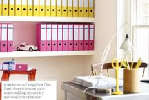 for organising / : get organised : an organised home : clutter busting : a place for everything : creative storage : clever solutions :