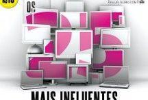 Revistas | Mags / Destacamos as revistas que tratam do universo digital no Brasil e no exterior.