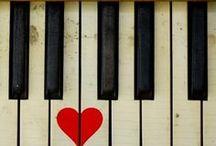 Music and Literature  / by Jessie Mitchell