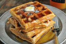 [ Nom Nom ] Breakfast and Brunch / Breakfast is my favorite meal of the day. I prefer sweet over savory, but can be swayed easily by bacon. / by Jennifer Walker