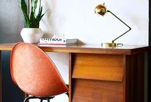 Work Space / by Jessalyn Santos-Hall