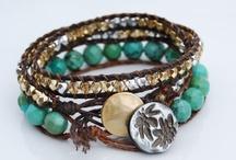 [ Make ] Jewelry / DIY Jewelry - Necklaces, bracelets and more / by Jennifer Walker