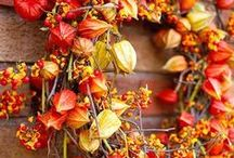 [ Make ] Wreaths / Christmas wreaths and wreaths for all seasons.  / by Jennifer Walker