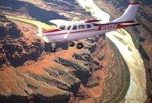 Flying Over Moab