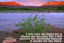 Inspired by Moab, Utah / Inspiring quotes and the images of Moab, Utah... Aaahhh...