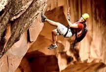 Moab Rock Climbing and Canyoneering