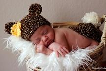 Crochet - Photo prop & Little ones / by Laura Hubbell