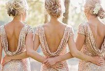 Spring Pink Glitz Wedding / Wedding Inspiration, Ideas & Planning - Northern California
