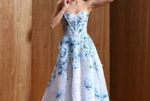 LONG DRESSES(ALL OCCASSIONS) / fashion in the longer style. / by Kazza Smith