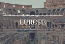 Europe / Travels to Europe.