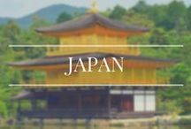 Japan / Travels in Japan.