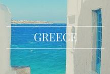Greece / Travels in Greece.