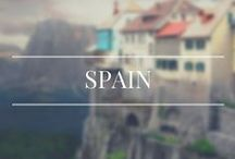 Spain / Travels in Spain.