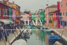 Italy / Travels in Italy.