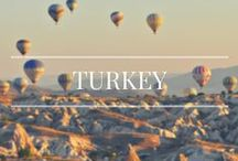 Turkey / Travels in Turkey.