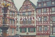 Germany / Travels in Germany.