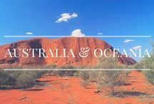 Australia & Oceania / Travels to Australia, New Zealand, and Oceania.