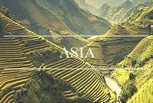 Asia / Travels in Asia.