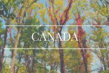 Canada / Travels in Canada.