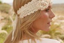 Crochet  - Headbands / by Laura Hubbell