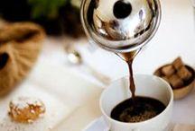 Una Tazza Di Cafe Per Favore / A Cup Of Coffee Please!