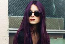 Hair Envy / What to do next - crimp it, curl it, dye it, cut it - ah fuck it - it's just hair. / by Patti Allerston