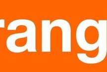 A Dream in Orange