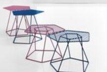 Tables / by Stephanie Trevizo-Lopez