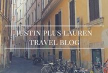 Justin Plus Lauren Travel Blog / Everything found on Justin Plus Lauren (http://justinpluslauren.com)