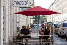 Restaurant, Café, Tea shop & Co. / Laughter is brightest where food is best - Irish Proverb