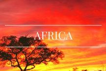Africa / Travels in Africa.